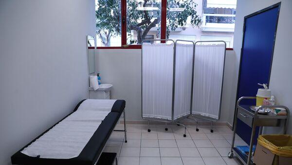 Εμβολιαστικό Κέντρο  - Sputnik Ελλάδα