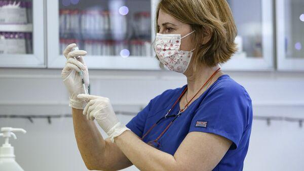 Εμβόλιο κορονοϊού  - Sputnik Ελλάδα