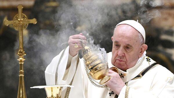 Πάπας Φραγκίσκος - Sputnik Ελλάδα