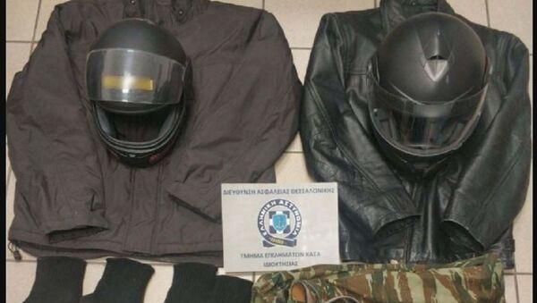 Σύλληψη 40χρονου για 10 ληστείες στη Θεσσαλονίκη - Sputnik Ελλάδα