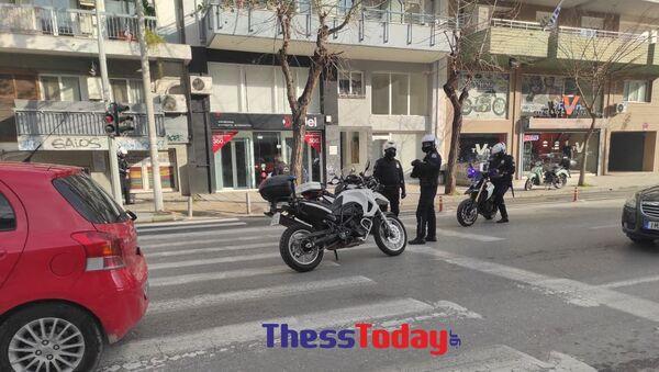 Πυροβολισμοί στη Θεσσαλονίκη - Sputnik Ελλάδα