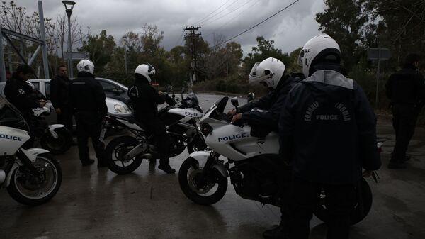 Αστυνομική επιχείρηση σε εξέλιξη - Sputnik Ελλάδα