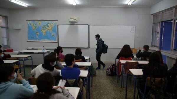 Σχολείο στην Αθήνα - Sputnik Ελλάδα