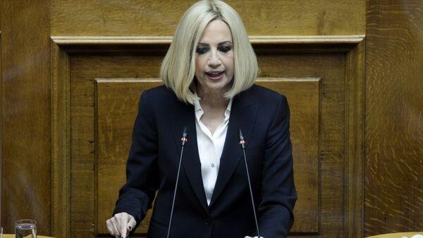 Φώφη Γεννηματά - Sputnik Ελλάδα