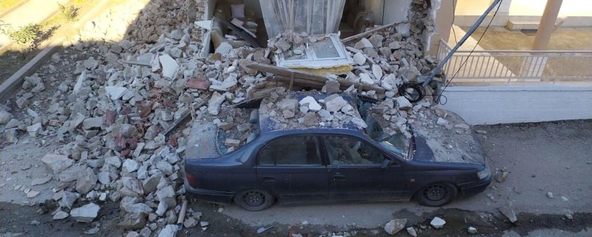 Σεισμός στην Ελασσόνα - Sputnik Ελλάδα, 1920, 30.07.2021
