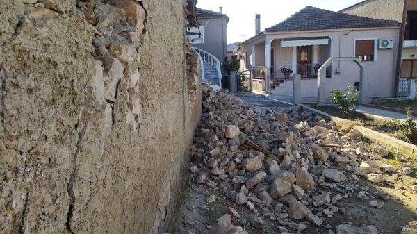 Σεισμός στην Ελασσόνα  - Sputnik Ελλάδα