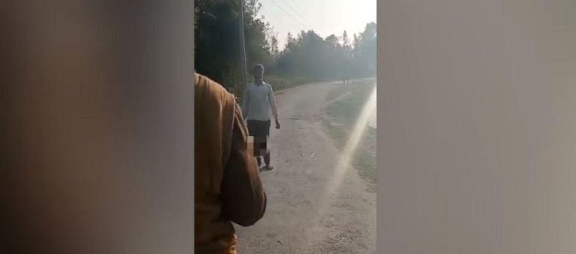 Φρίκη στην Ινδία: Αποκεφάλισε την κόρη του και πήγε το κεφάλι της στο αστυνομικό τμήμα - Sputnik Ελλάδα, 1920, 04.03.2021