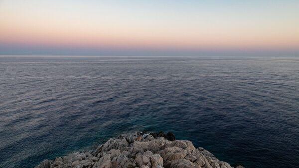 Θάλασσα σε περιοχή της Ελλάδας - Sputnik Ελλάδα