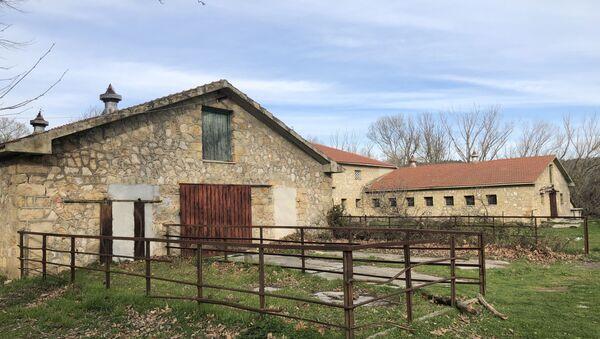 Εγκρίθηκαν οι μελέτες για την αποκατάσταση του κτηρίου του Βουστασίου στο Τατόι - Sputnik Ελλάδα