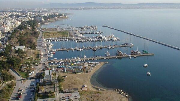 Η μαρίνα της Αρετσούς - Καλαμαριά - Sputnik Ελλάδα