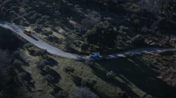 Στιγμιότυπο από το τρέιλερ της σειράς «Σιωπηλός δρόμος» (MEGA) - Sputnik Ελλάδα