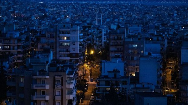 Lockdown στη Θεσσαλονίκη - Sputnik Ελλάδα