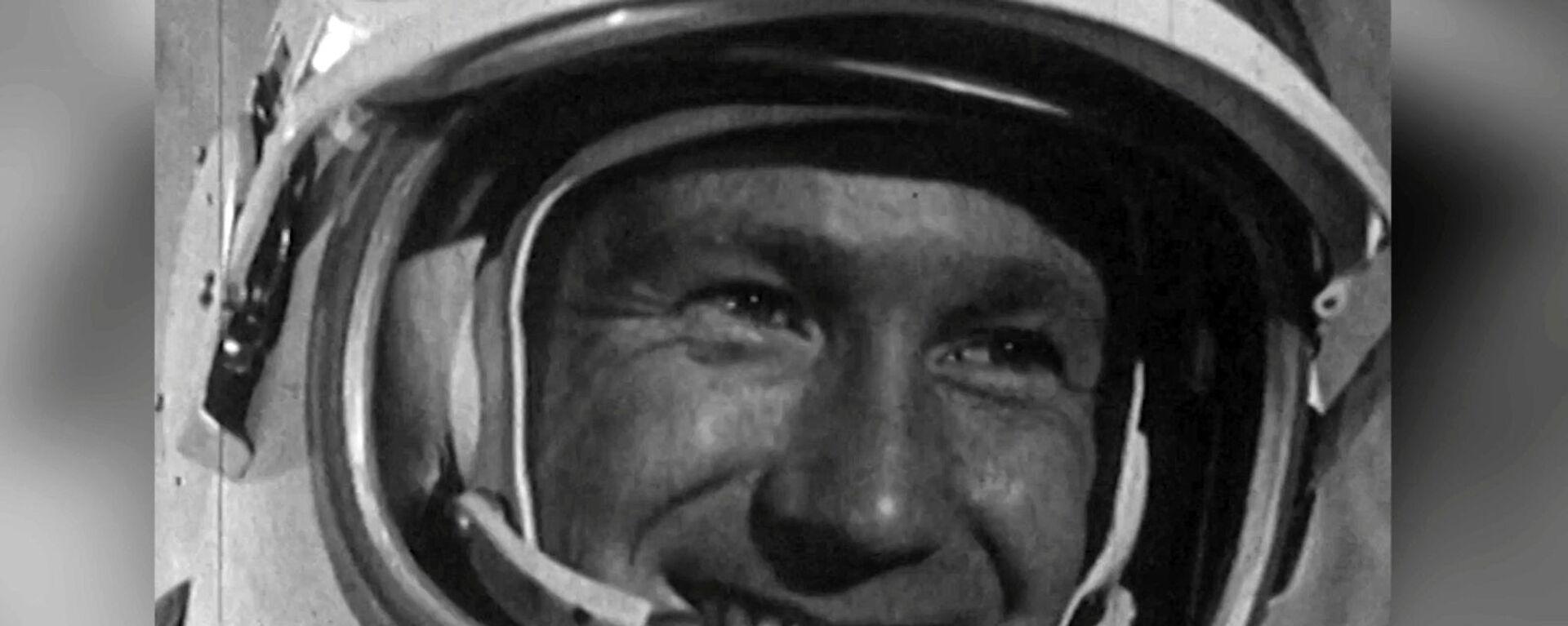 Ο διαστημικός περίπατος του Αλεξέι Λεόνοφ: 12 λεπτά στο απόλυτο κενό - Sputnik Ελλάδα, 1920, 18.03.2021