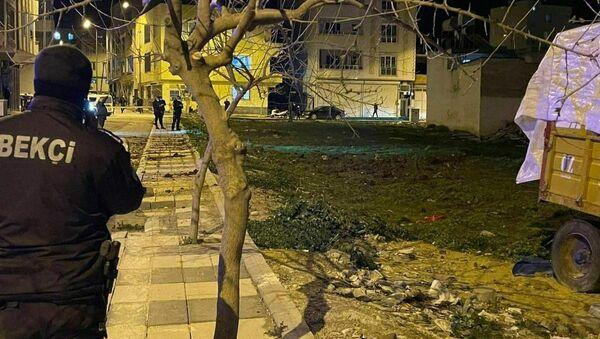 Πυραυλική επίθεση κατά της Τουρκίας - Sputnik Ελλάδα