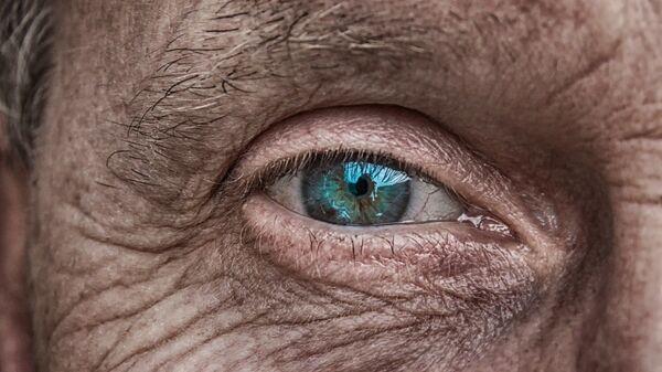 Μάτι ενός άνδρα - Sputnik Ελλάδα