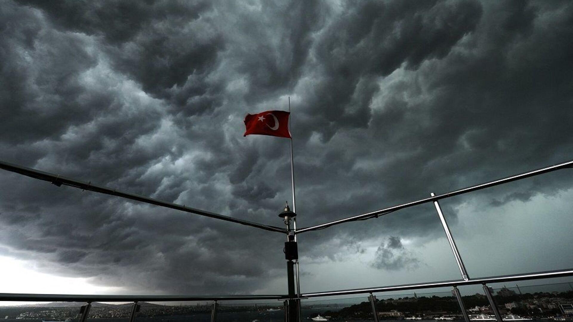 Τουρκική σημαία - Sputnik Ελλάδα, 1920, 22.03.2021