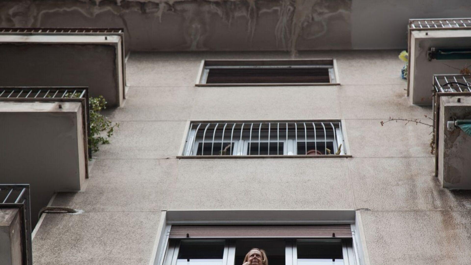Σπίτι στην Κυψέλη - Sputnik Ελλάδα, 1920, 15.09.2021