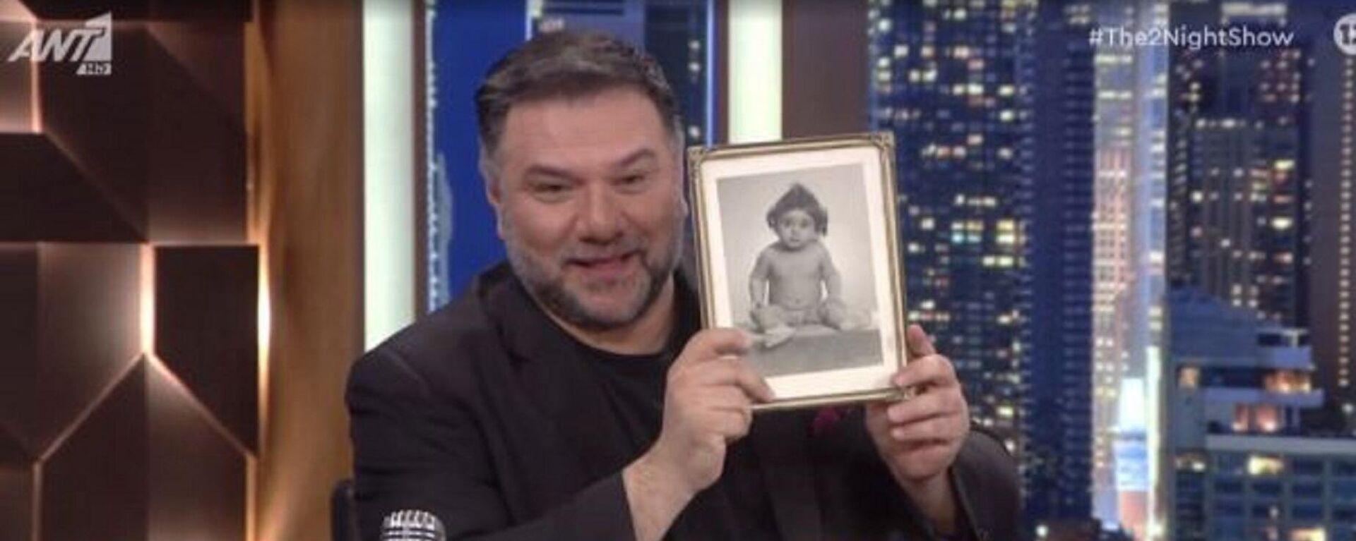 O Γιώργος Σουξές μωρό - Sputnik Ελλάδα, 1920, 08.09.2021