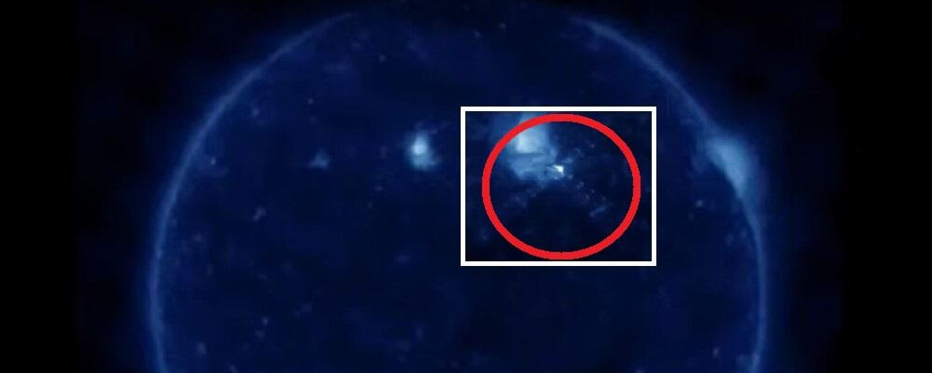 Ερευνητής είδε εξωγήινο σκάφος να εκτοξεύεται από τον πυρήνα - Sputnik Ελλάδα, 1920, 04.04.2021