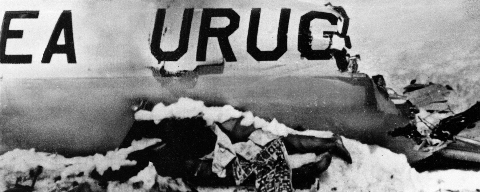 Το αεροπορικό δυστύχημα στις Άνδεις, το 1972 - Sputnik Ελλάδα, 1920, 06.04.2021