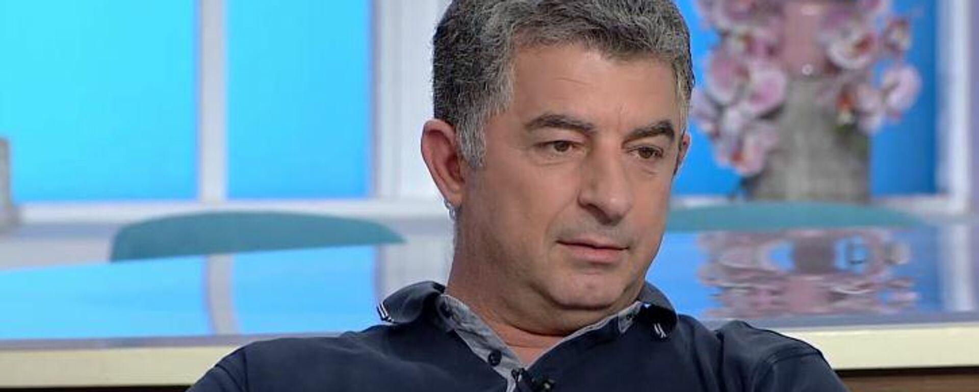 Ο αστυνομικός ρεπόρτερ Γιώργος Καραϊβάζ - Sputnik Ελλάδα, 1920, 09.04.2021