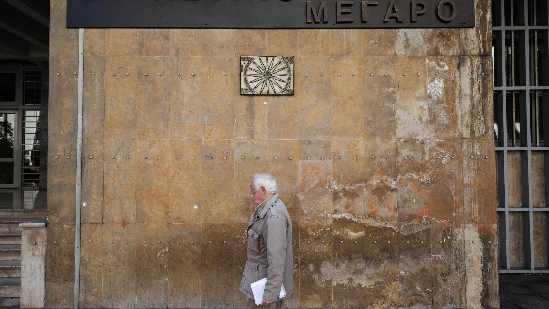 Δικαστικό Μέγαρο Θεσσαλονίκης - Sputnik Ελλάδα, 1920, 07.10.2021