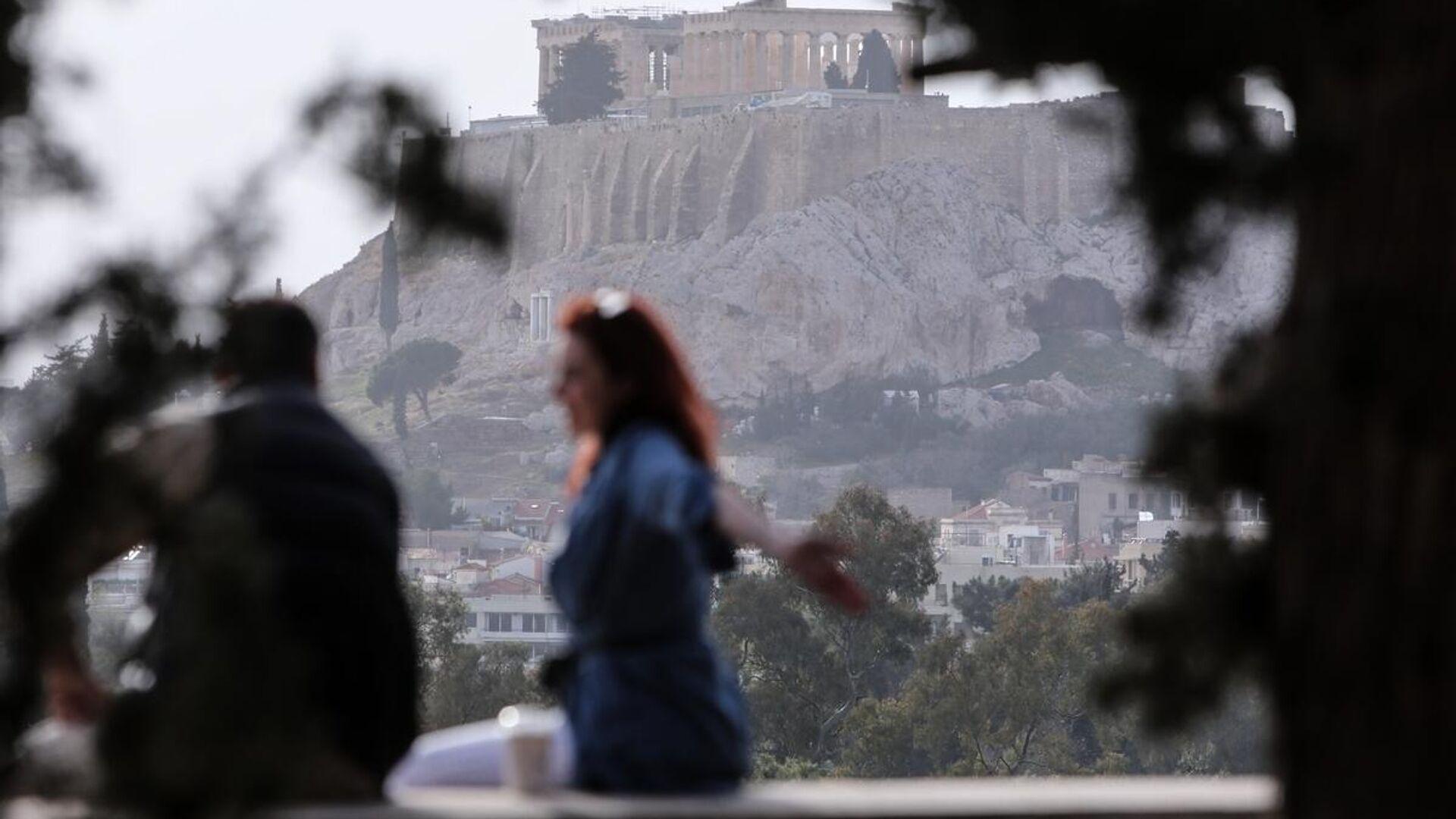 Lockdown στην Αθήνα - Sputnik Ελλάδα, 1920, 26.05.2021