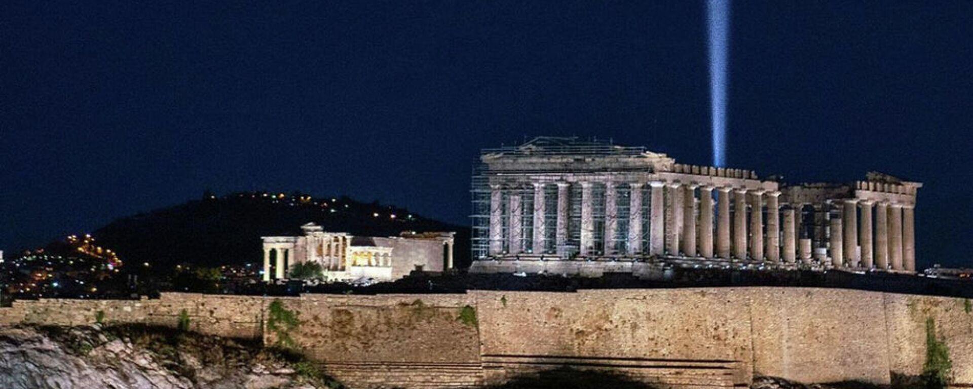 Το 1ο βραβείο για τον φωτισμό της εκδήλωσης απόδοσης του φωτισμού - Sputnik Ελλάδα, 1920, 11.10.2021