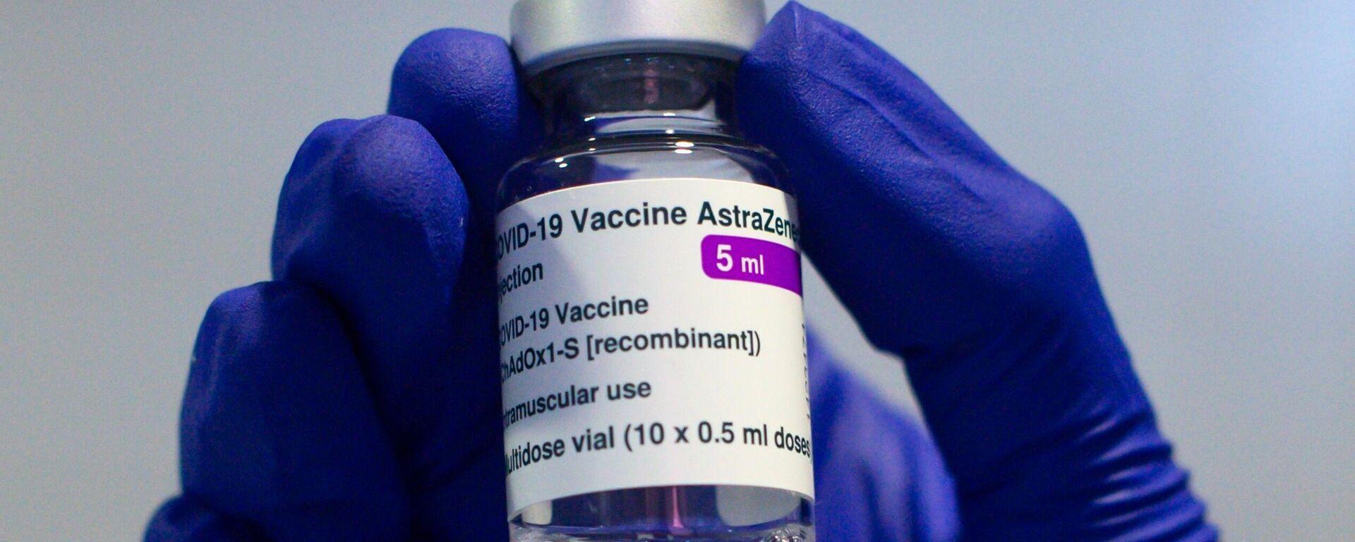 Το εμβόλιο της AstraZeneca - Sputnik Ελλάδα, 1920, 04.09.2021
