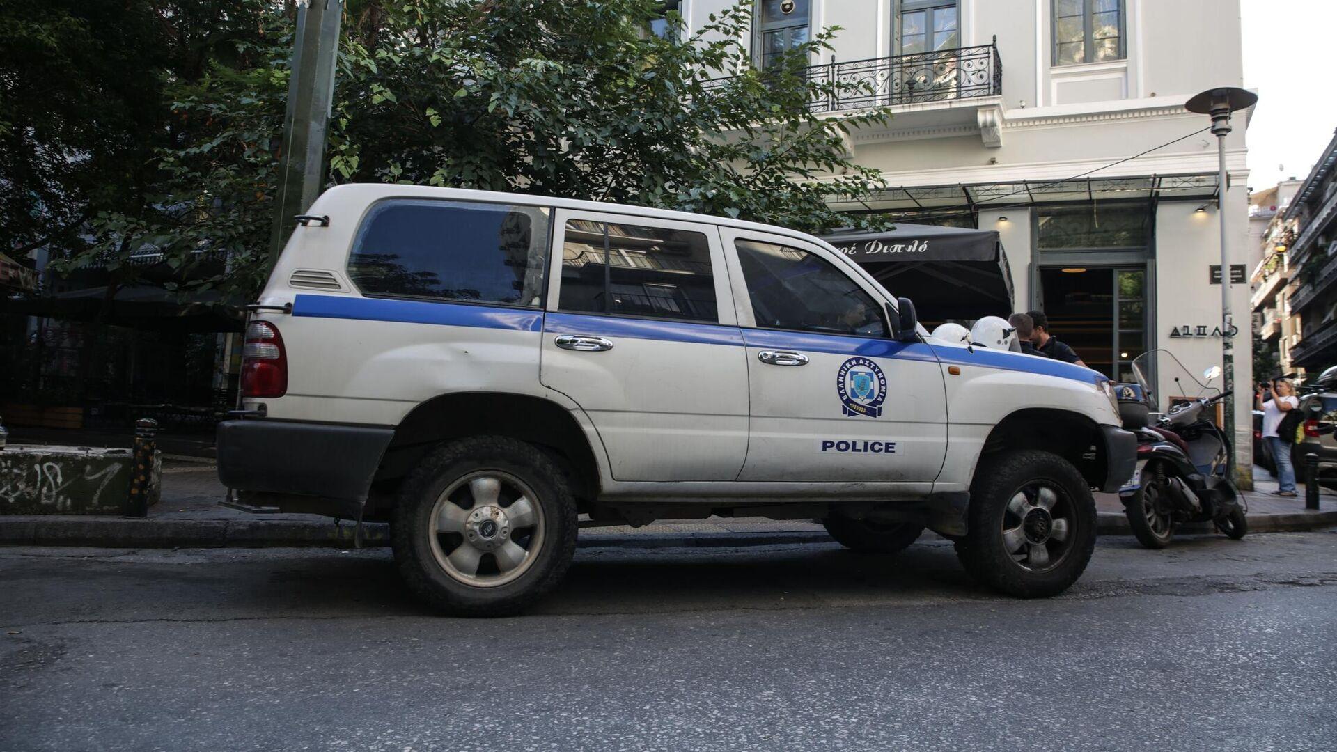Επιχείρηση της αστυνομίας - Sputnik Ελλάδα, 1920, 06.09.2021