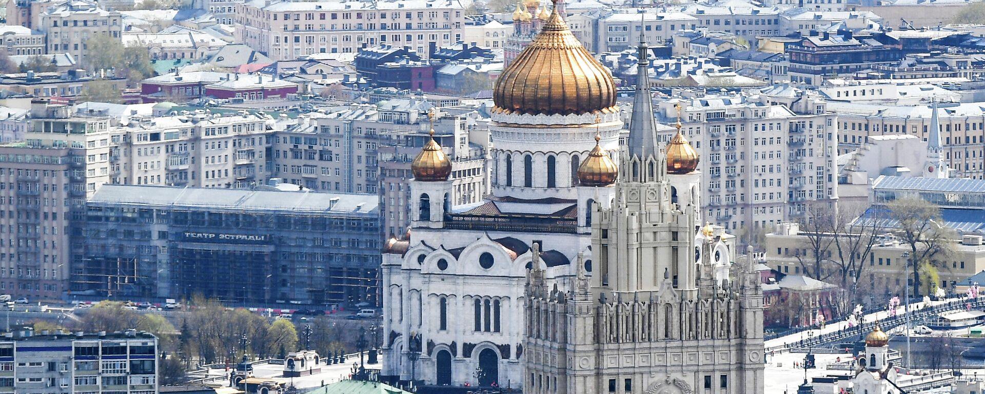 Υπουργείο Εξωτερικών της Ρωσίας - Sputnik Ελλάδα, 1920, 20.05.2021
