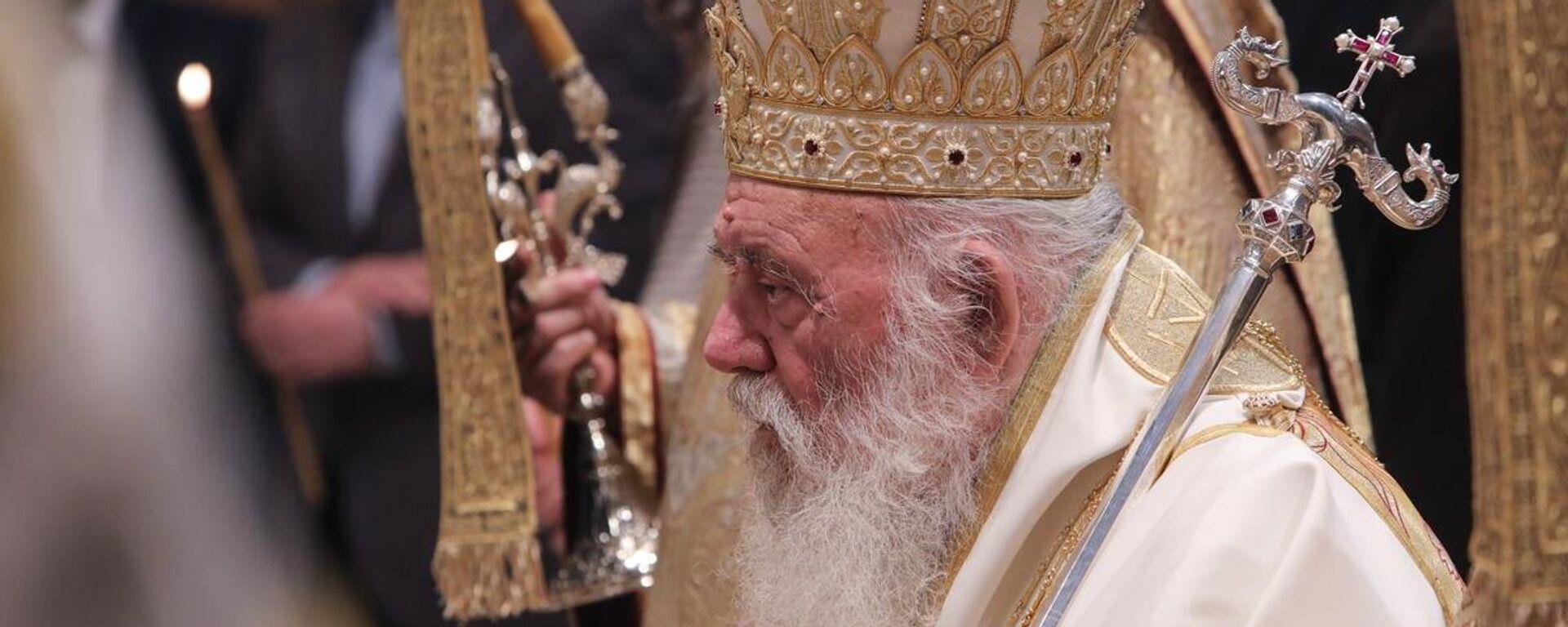 Αρχιεπίσκοπος Ιερώνυμος - Sputnik Ελλάδα, 1920, 25.05.2021