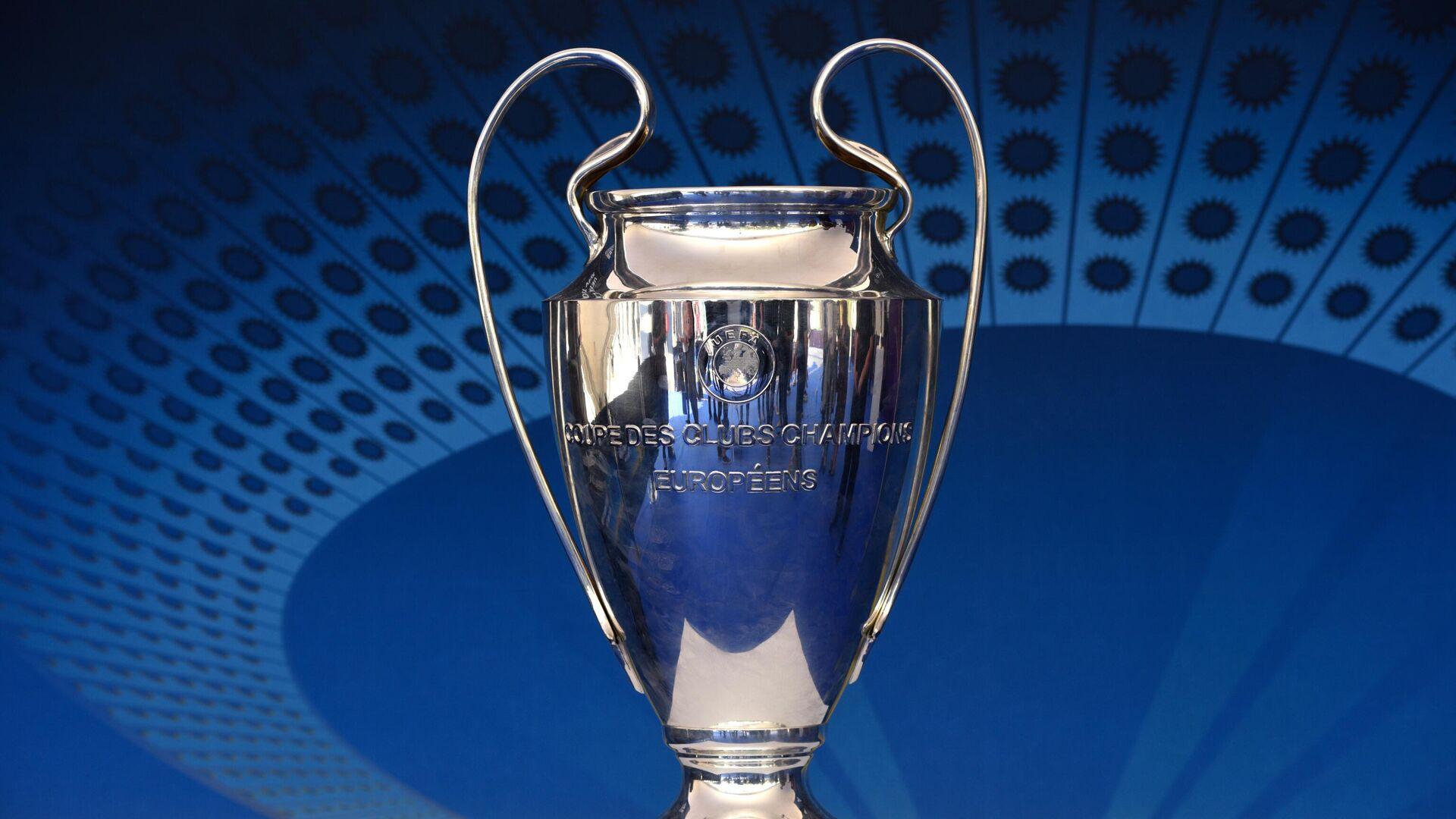Το τρόπαιο του Champions League στο Κίεβο - Sputnik Ελλάδα, 1920, 29.05.2021