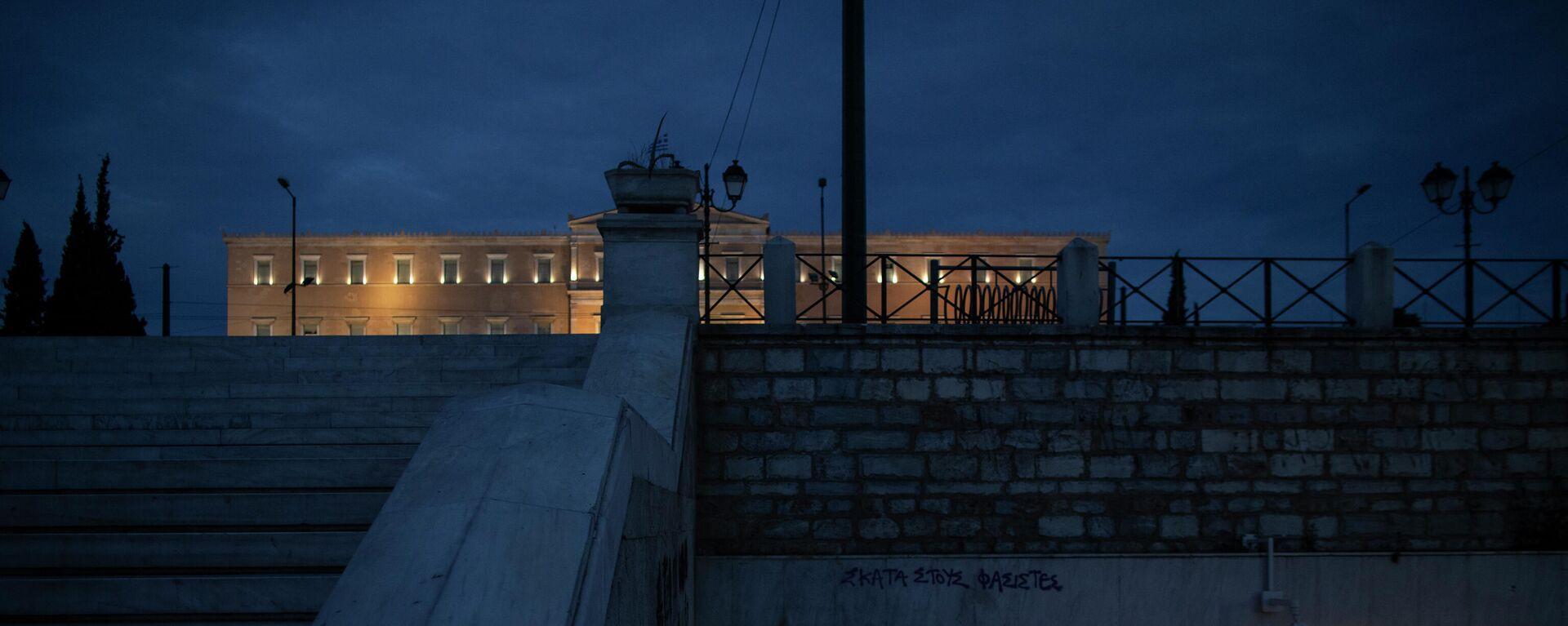 Μετρό στο Σύνταγμα - Sputnik Ελλάδα, 1920, 16.09.2021