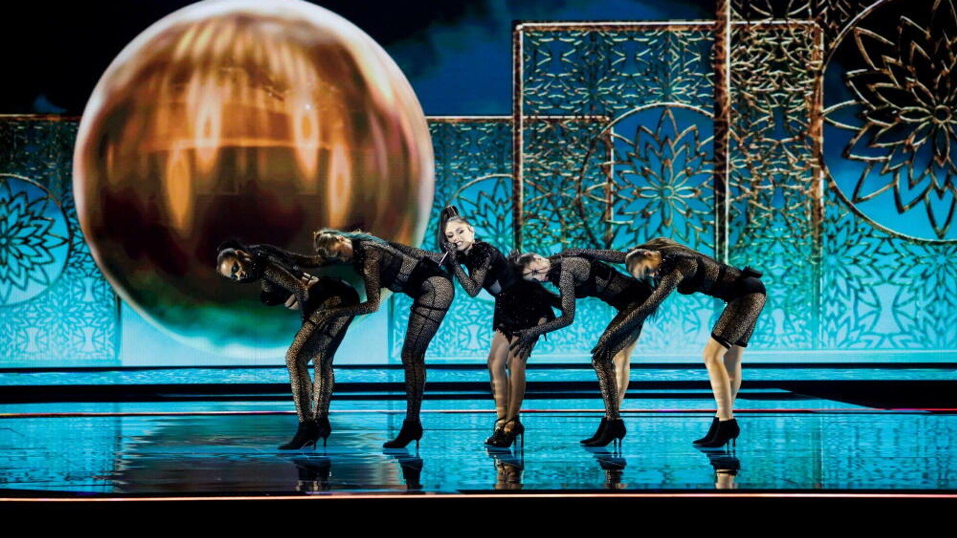 Η συμμετοχή του Αζερμπαϊτζάν στη Eurovision 2021 με τίτλο Mata Hari, 22 Μαΐου 2021 - Sputnik Ελλάδα, 1920, 31.05.2021