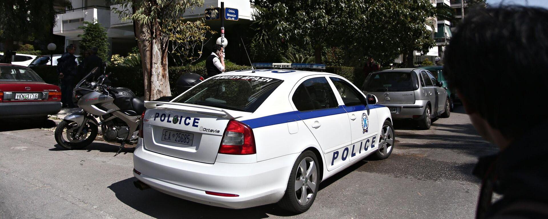 Περιπολικό της αστυνομίας - Sputnik Ελλάδα, 1920, 06.10.2021