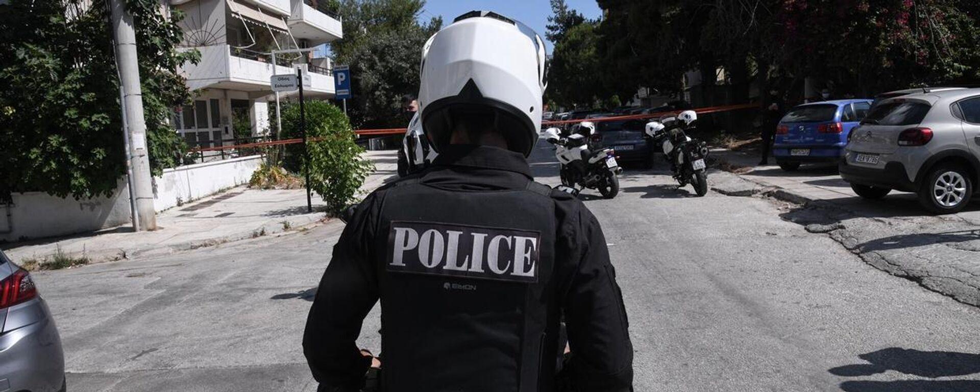 Αστυνομία - Sputnik Ελλάδα, 1920, 08.10.2021