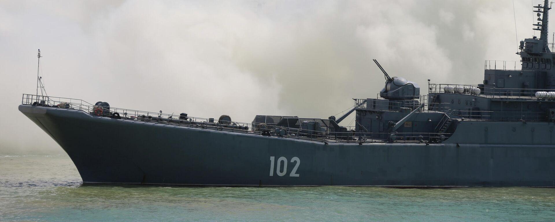 Ρωσικό Ναυτικό στη Μαύρη Θάλασσα - Sputnik Ελλάδα, 1920, 27.09.2021