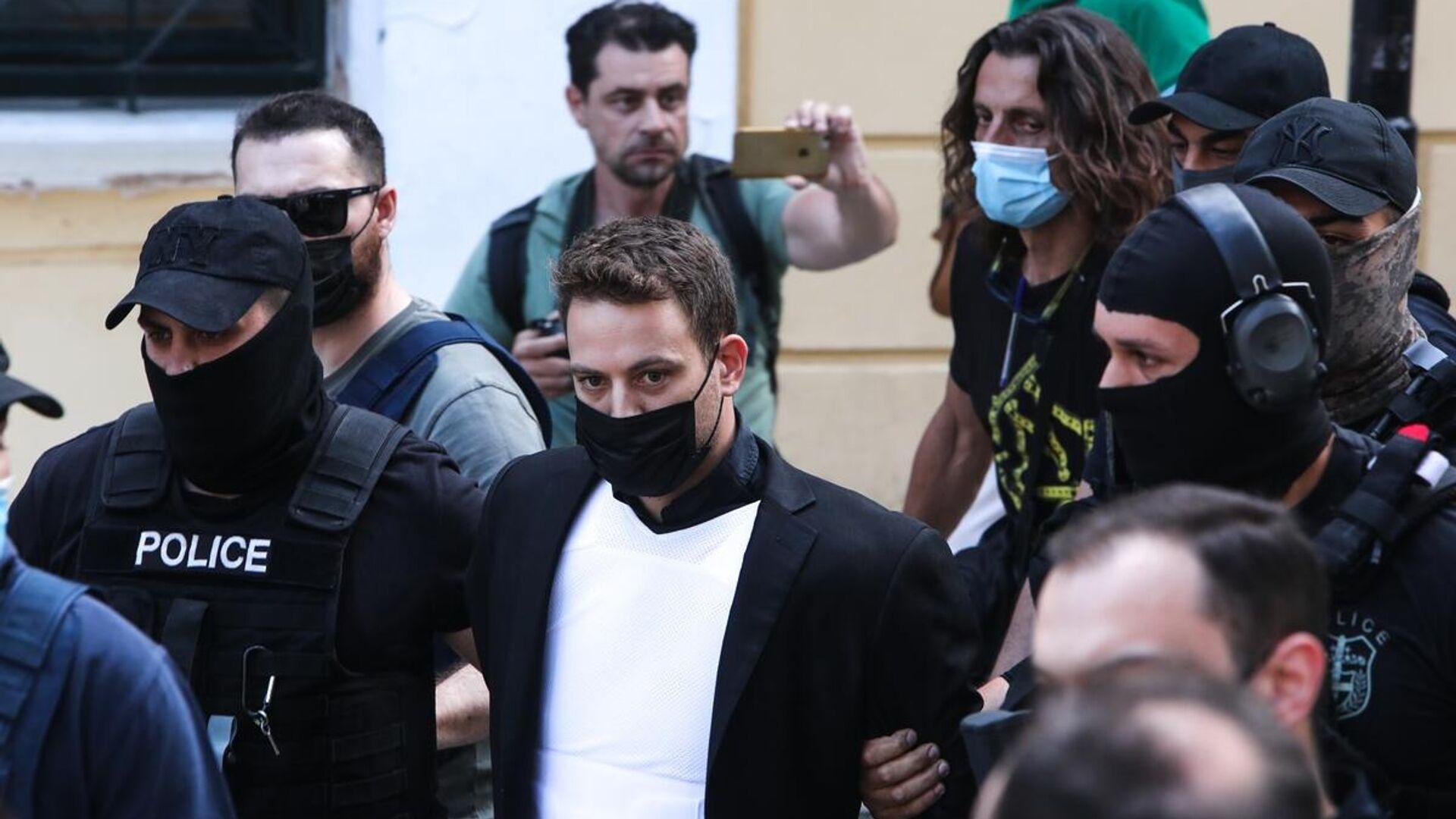 Στον εισαγγελέα ο 32χρονος πιλότος για τη δολοφονία της Καρολάιν στα Γλυκά Νερά - Sputnik Ελλάδα, 1920, 30.07.2021