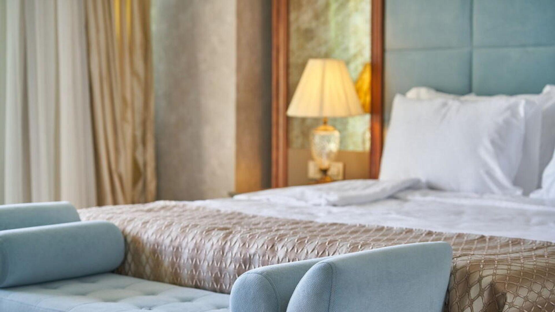 Δωμάτιο ξενοδοχείου - Sputnik Ελλάδα, 1920, 24.09.2021