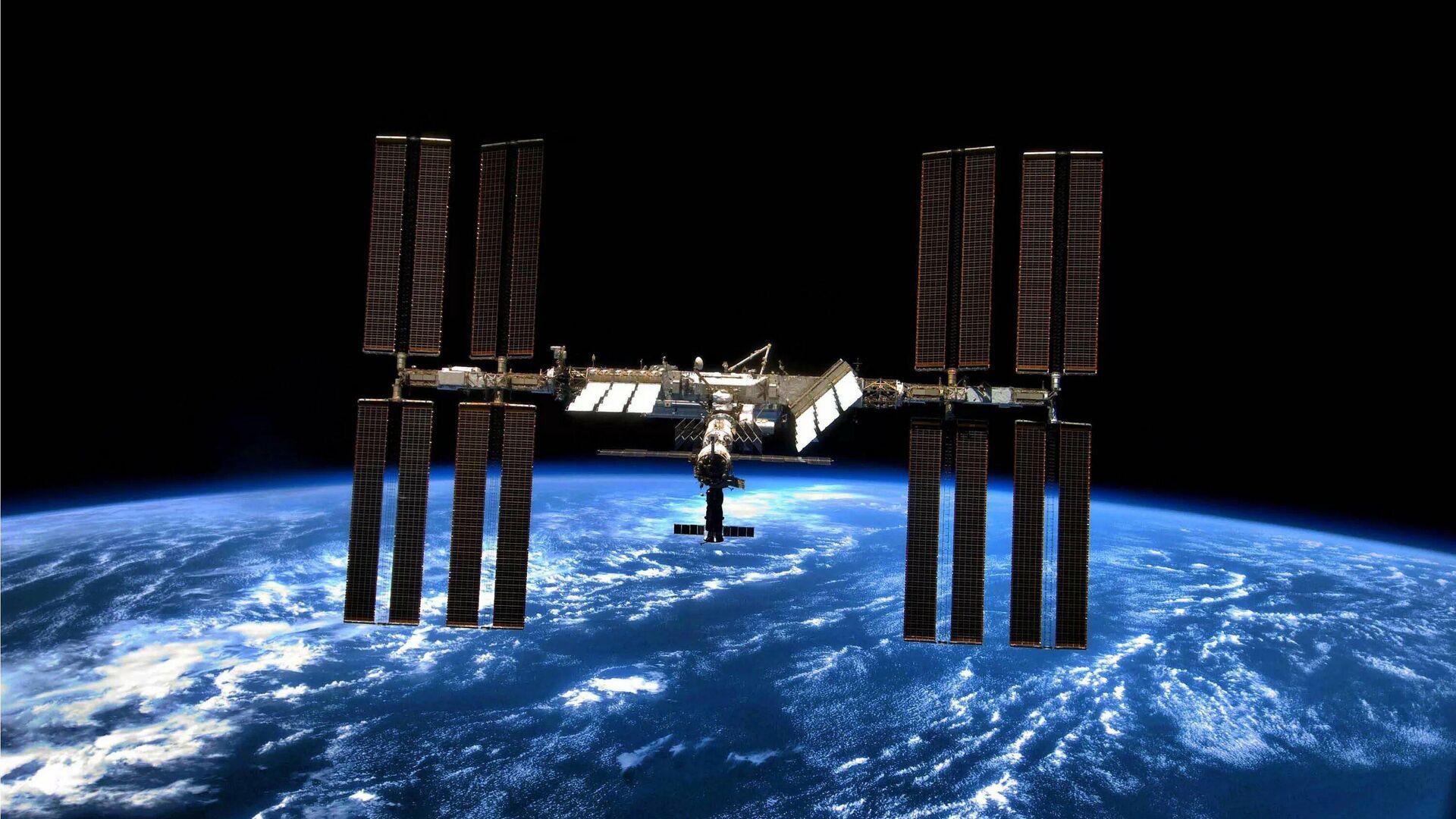 Ο Διεθνής Διαστημικός Σταθμός - Sputnik Ελλάδα, 1920, 09.09.2021