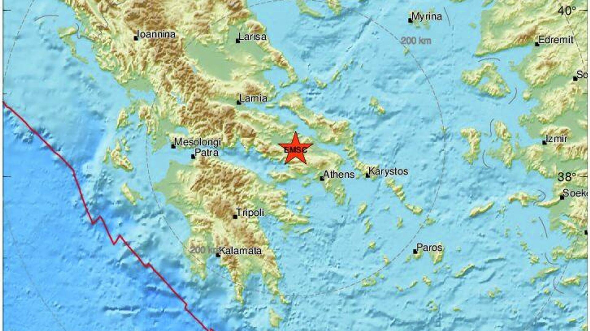 σεισμός Θήβα  - Sputnik Ελλάδα, 1920, 02.10.2021