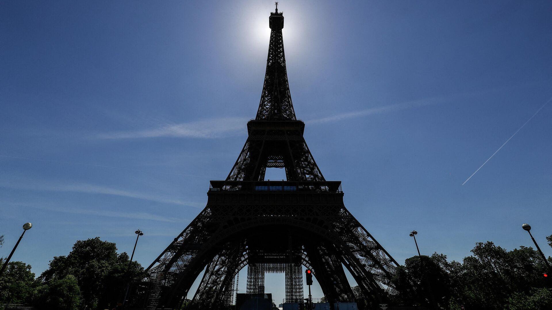 Παρίσι - Πύργος του Άιφελ - Sputnik Ελλάδα, 1920, 05.10.2021