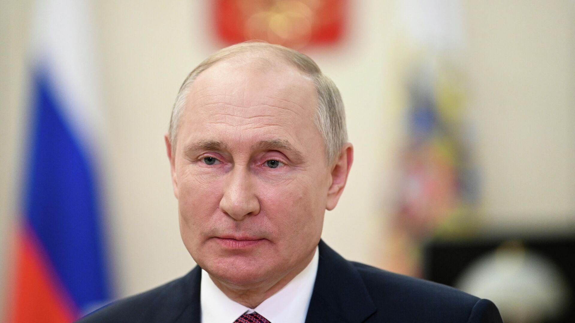 Βλαντιμίρ Πούτιν - Sputnik Ελλάδα, 1920, 17.09.2021