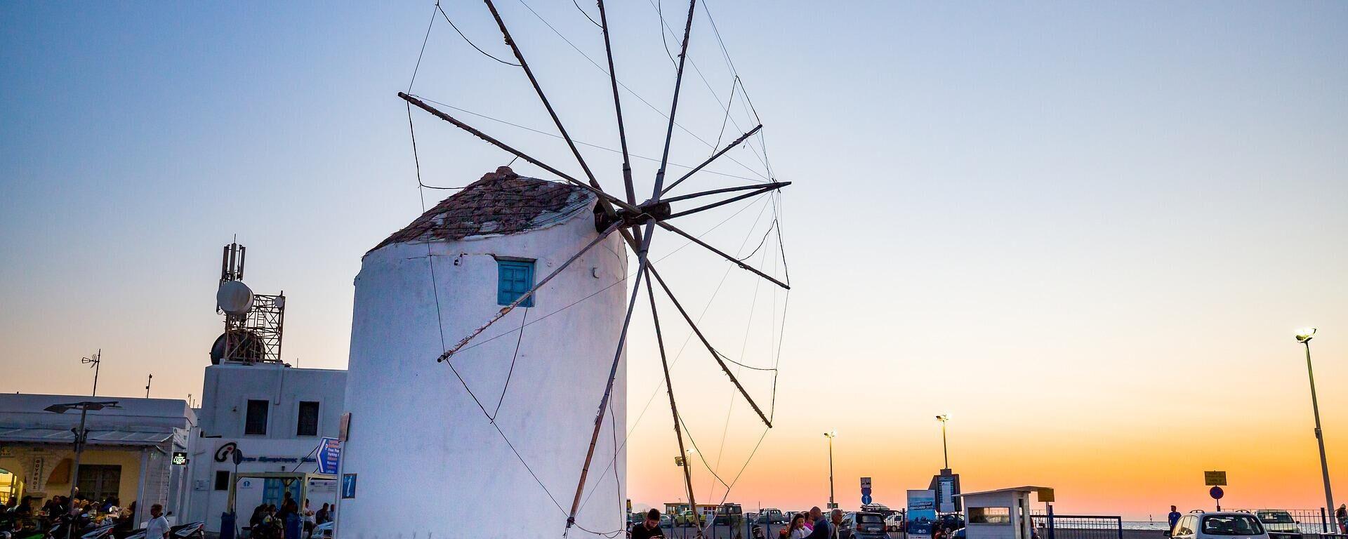 Μύκονος - Sputnik Ελλάδα, 1920, 29.07.2021