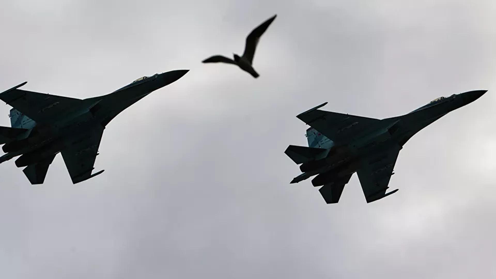 Αεροσκάφη Su-27 της Ρωσίας - Sputnik Ελλάδα, 1920, 28.09.2021