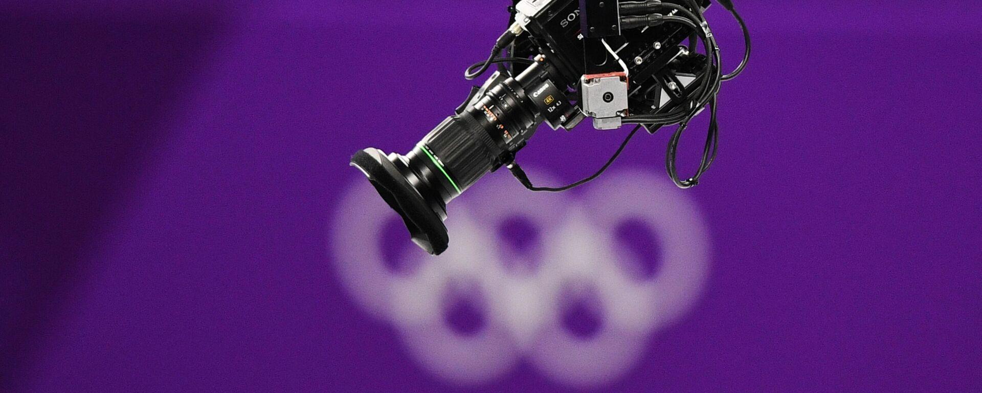 Κάμερα Ολυμπιακοί Αγώνες - Sputnik Ελλάδα, 1920, 23.07.2021