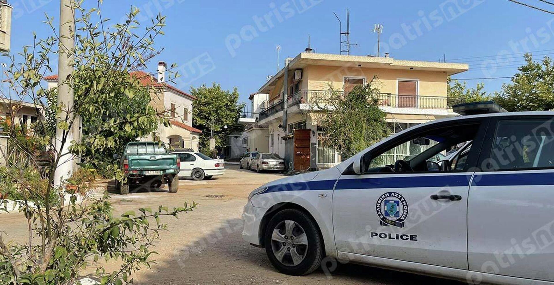 Δολοφονία 59χρονου στην Ηλεία - Sputnik Ελλάδα, 1920, 27.07.2021