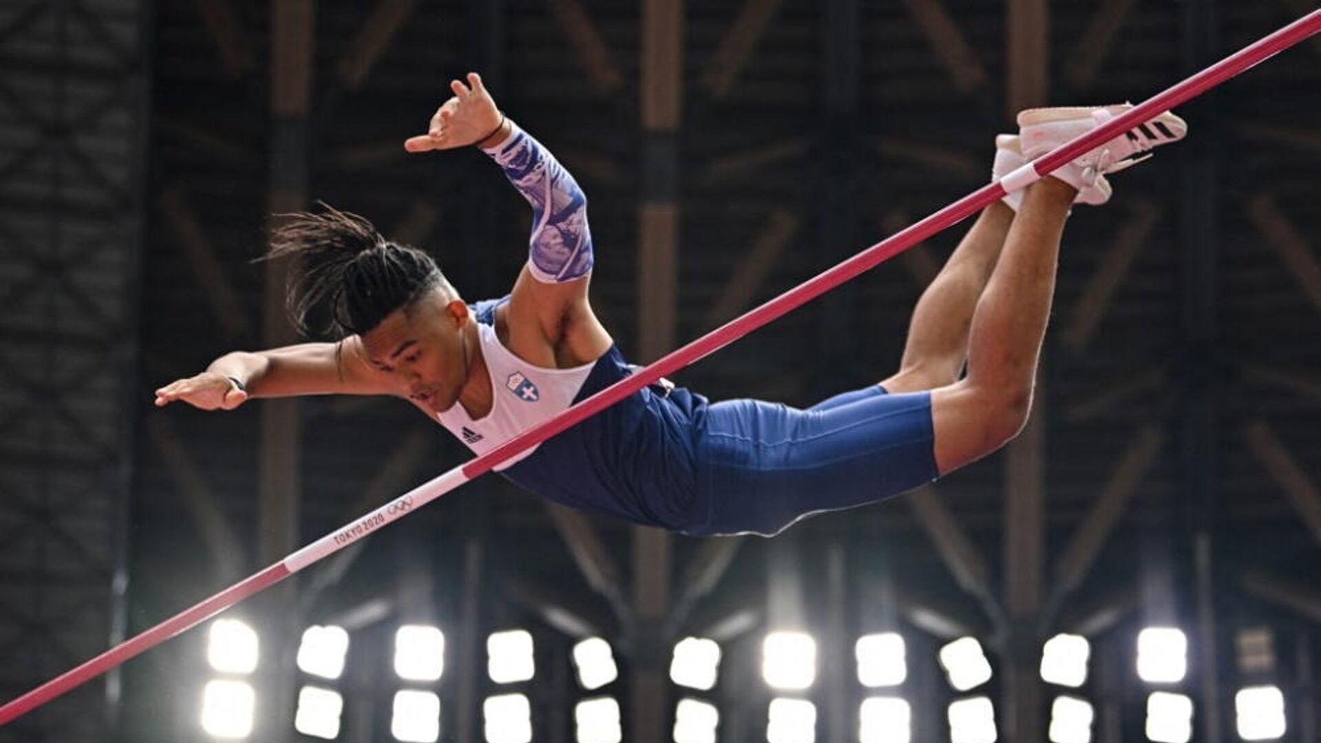Ο Εμμανουήλ Καραλής στους Ολυμπιακούς Αγώνες του Τόκιο, 31 Ιουλίου 2021 - Sputnik Ελλάδα, 1920, 31.07.2021