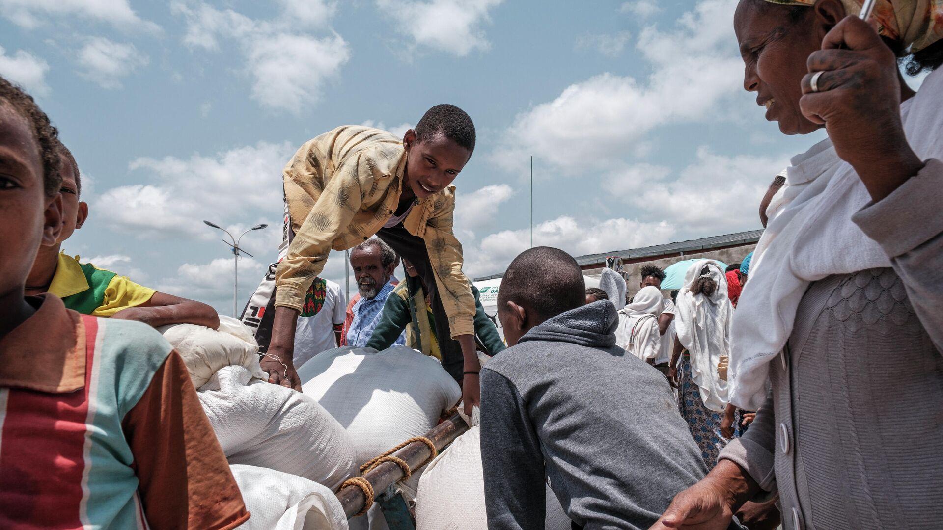 30 πτώματα στα σύνορα Σουδάν-Αιθιοπίας - Sputnik Ελλάδα, 1920, 03.08.2021